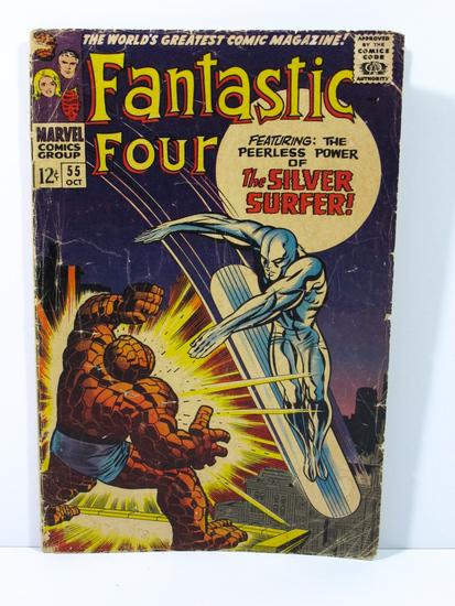 Fantastic Four # 55