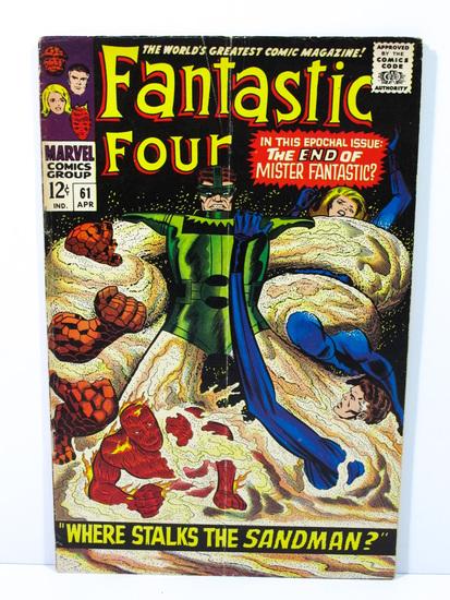 Fantastic Four # 61