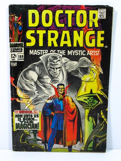Doctor Strange # 169