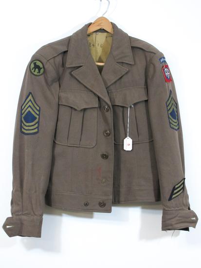 WWII US Army Ike Jacket