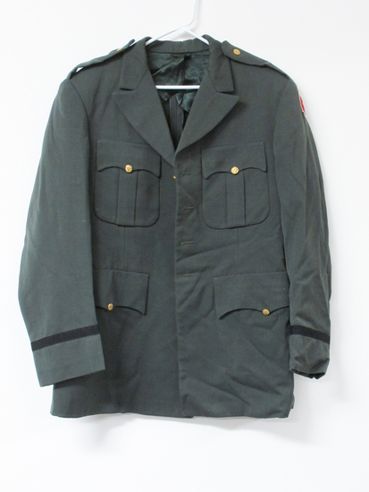 U.S. Navy Dress Green Jacket