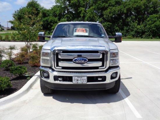 2012 Ford F250 Super Duty Lariat