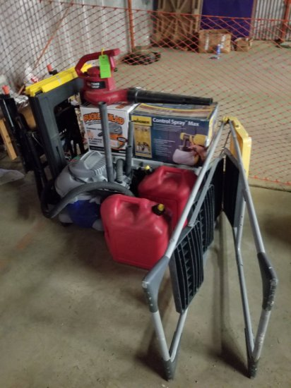 Garage DIY Lot