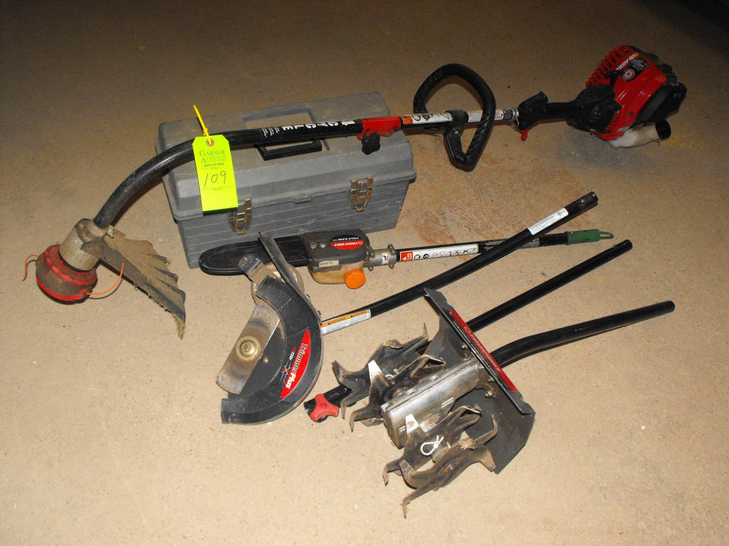 TroyBilt 4 Cycle Gas Weed Eater