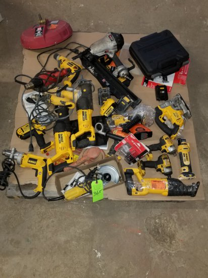 Large Lot Of Misc. Hand Tools