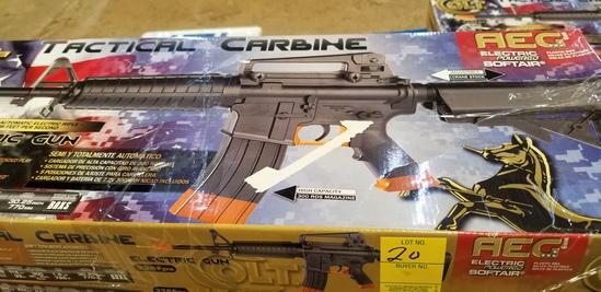 Colt Tactical Carbine Electric Gun