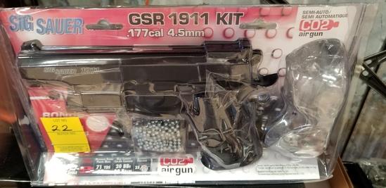 Sig Sauer Gsr 1911 Kit Airgun