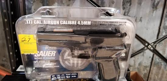 Sig Sauer Airgun