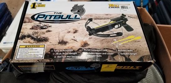 Bolt Crossbows The Pitbull