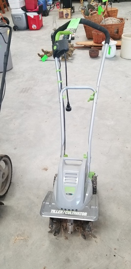 Earthwise 8.5 Amp Tiller/cultivator Electric