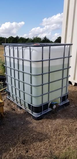 300 Gal Polly Tank Water Storage
