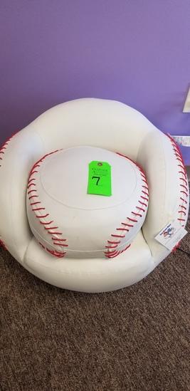 Baseball Chair