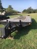 1999 Belshe Industries Pintle Hitch Equipment Trailer Model T-9, Vin 16jf01825x1032944