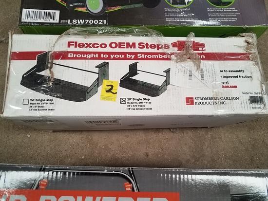 "Flexco Oem Steps- 20"" Single Step"