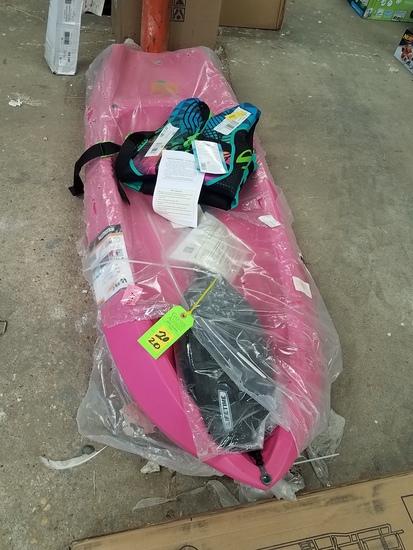 Wave Kayak & Life Jacket