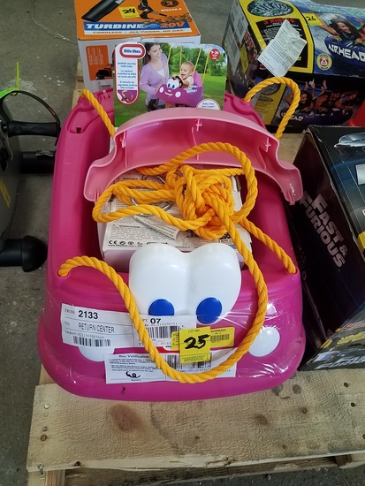Little Tikes Baby First Cozy Coupe