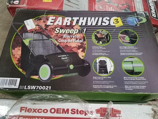Earthwise Sweepit!