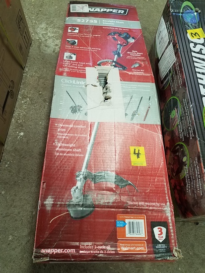 Snapper S27ss Straight Shaft Trimmer