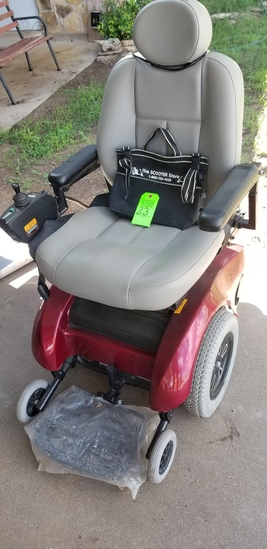 Jet 1 HD Electric Wheel Chair