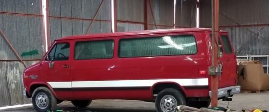 1995 Chevrolet Cargo Van 30