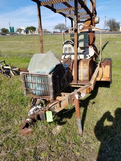 "CH&G 6"" Water/Trash pump"