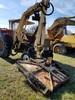 Massey Ferguson tractor W.Alamo arm mower