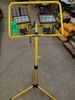 Portable Work Light On Stand