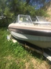 1980 Galaxie Fiberglass Boat W/chrysler 140 Motor On Dilly Trailer