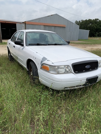 2007 Ford  Crown Victoria (0806)