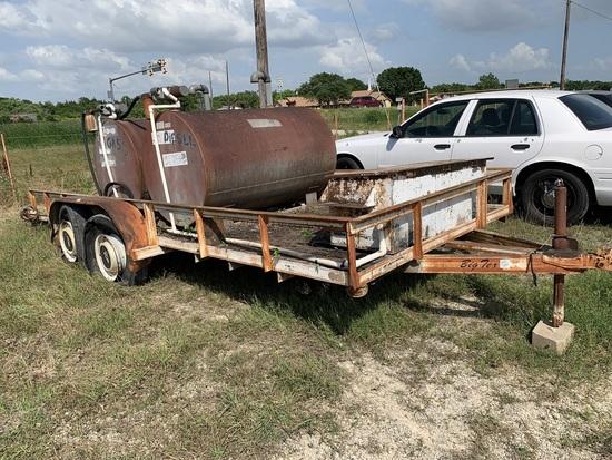 Big Tex 16' Utility trailer
