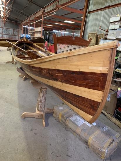 24' Adirondack Guide Boat
