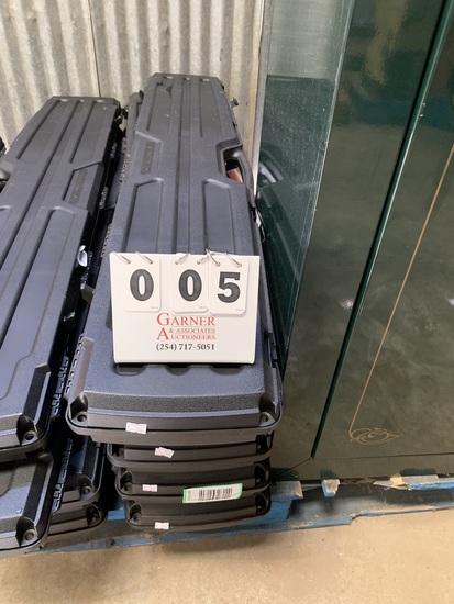 5 Gun Guard Long Gun Cases