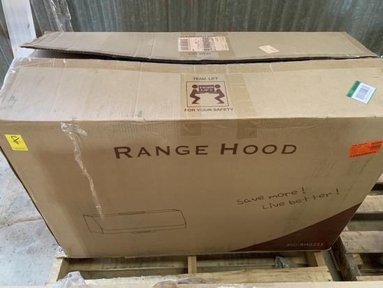 "Range Hood 36"""