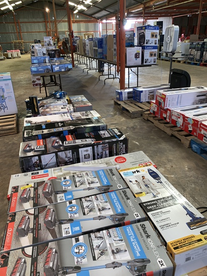Tremendous Warehouse Liquidation