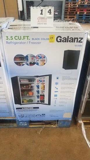 Galanz 3.5 Cu Ft Refrigerator