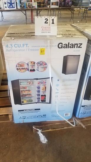 Galanz 4.3 Cu Ft Refrigerator