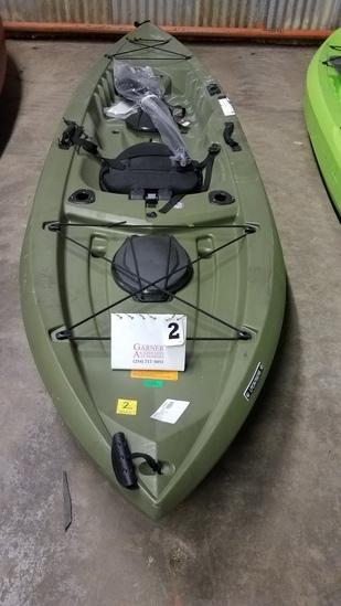 """Lifetime Tamarack 100 Angler Kayak 10'l X 31""""w"""