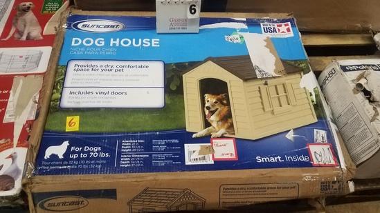 Suncast Dog House