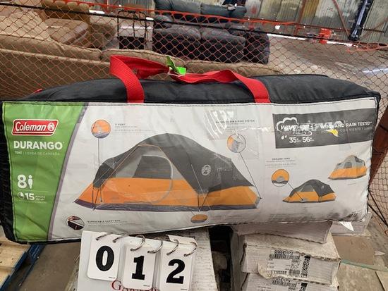 Coleman Durango Tent