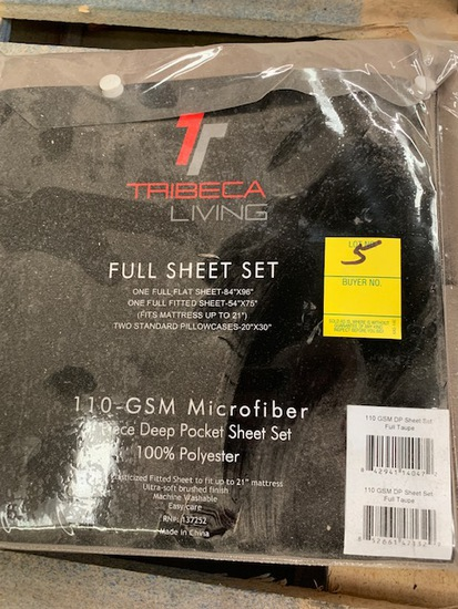 Tribeca Living Full Sheet Set