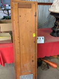 Old Ironing Board Cabinet With Ironing Board