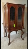 19th Century French China Cabinet