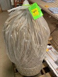 Mexican Palm Thatch Runner Roll