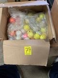 Refribished Golf Balls