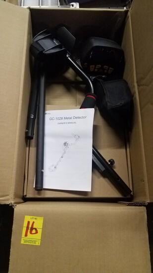 Gc-1028 Metal Detector
