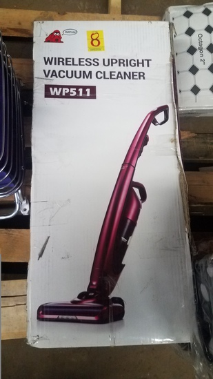 Wireless Upright Vacuum Cleaner
