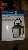 Westinghouse Valley Forge 2 Light Outdoor Wall