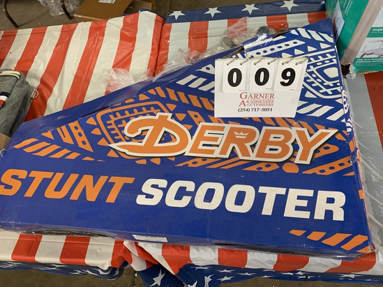 Derby Stunt Scooter
