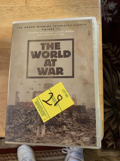 The World At War Dvd Set