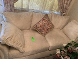 Couch With Pillows